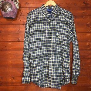 Nautica Button Down Shirt Size Large